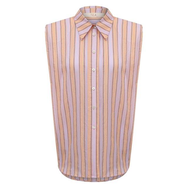 Хлопковая рубашка Tela