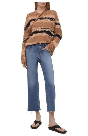 Женские джинсы J BRAND синего цвета, арт. JB003377 | Фото 2