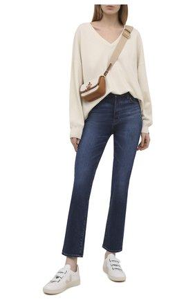 Женские джинсы J BRAND темно-синего цвета, арт. JB003275 | Фото 2