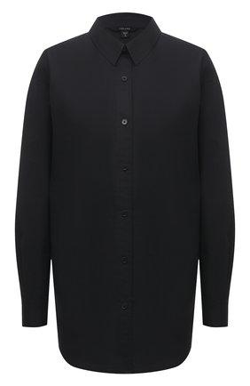 Женская хлопковая рубашка J BRAND черного цвета, арт. JB003227 | Фото 1