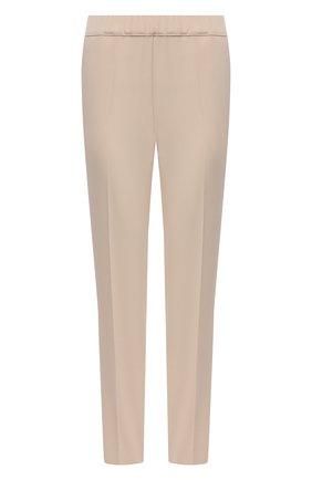 Женские брюки D.EXTERIOR бежевого цвета, арт. 52904   Фото 1