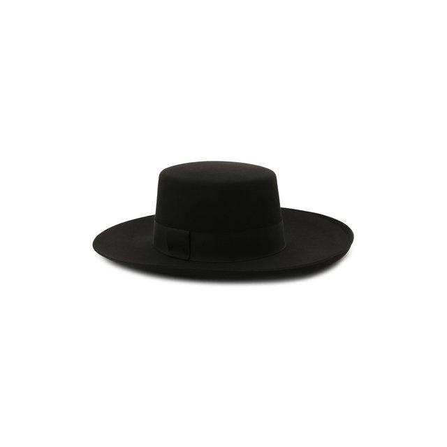 Шляпа из шерсти кролика Balmain