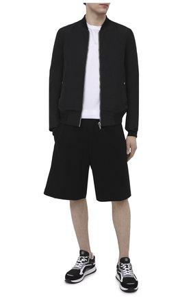 Мужские комбинированные кроссовки BOGNER черного цвета, арт. 12120645/MICHIGAN 1 | Фото 2