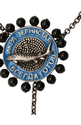 Женский браслет soviet DZHANELLI серебряного цвета, арт. 391/0217 | Фото 2
