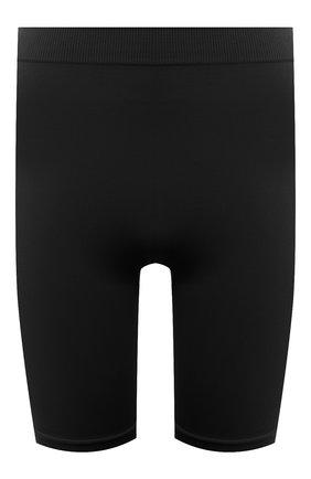 Женские шорты HELMUT LANG черного цвета, арт. K10HW202 | Фото 1