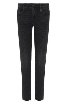 Женские джинсы FRAME DENIM темно-серого цвета, арт. LGJ278   Фото 1