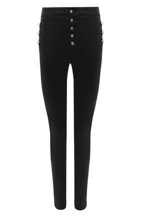 Женские джинсы J BRAND черного цвета, арт. JB003177 | Фото 1