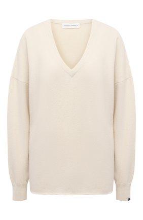 Женский кашемировый пуловер EXTREME CASHMERE бежевого цвета, арт. 161/CLAC | Фото 1