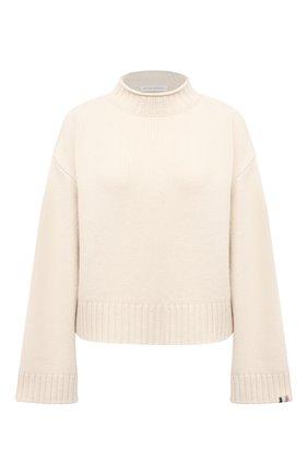 Женский кашемировый свитер EXTREME CASHMERE бежевого цвета, арт. 163/KEN | Фото 1