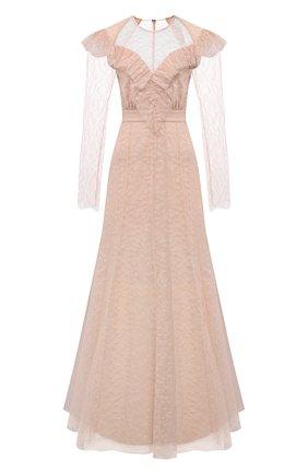 Женское платье PHILOSOPHY DI LORENZO SERAFINI розового цвета, арт. A0425/717 | Фото 1