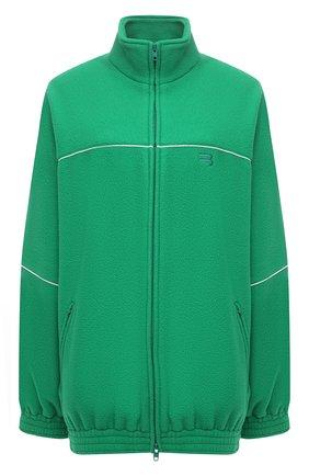 Женская куртка BALENCIAGA зеленого цвета, арт. 643053/TJQ32 | Фото 1