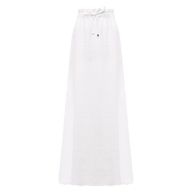 Льняная юбка Kiton
