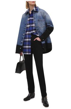 Женские джинсы J BRAND черного цвета, арт. JB003378 | Фото 2