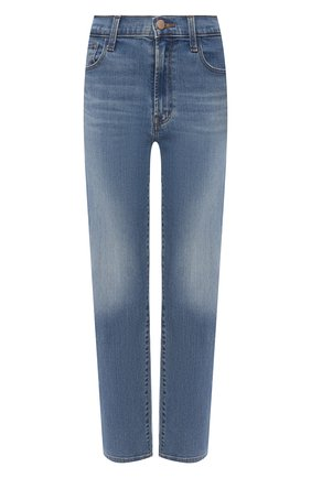 Женские джинсы J BRAND синего цвета, арт. JB003301 | Фото 1