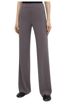 Женские брюки D.EXTERIOR серого цвета, арт. 52907 | Фото 3