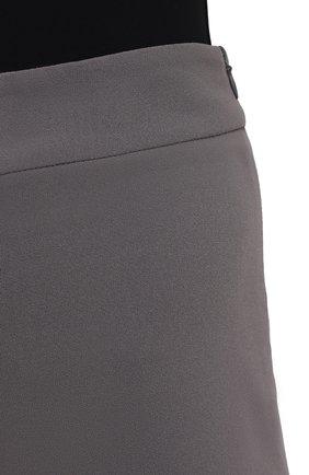 Женские брюки D.EXTERIOR серого цвета, арт. 52907 | Фото 5