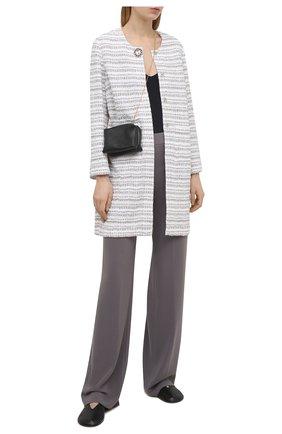 Женское пальто D.EXTERIOR бежевого цвета, арт. 52416 | Фото 2