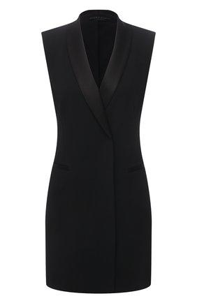 Женское платье ALICE + OLIVIA черного цвета, арт. CL000202505 | Фото 1