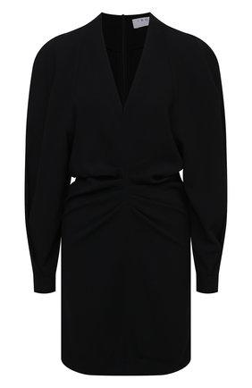 Женское платье IRO черного цвета, арт. WP33JADEN | Фото 1