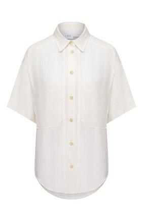 Женская рубашка IRO белого цвета, арт. WP18TAN0R | Фото 1