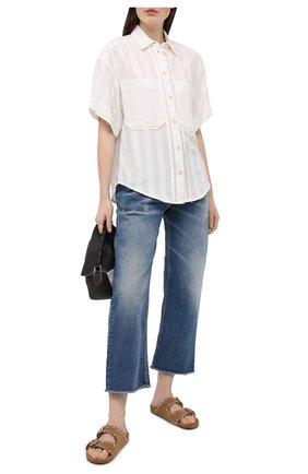 Женская рубашка IRO белого цвета, арт. WP18TAN0R | Фото 2