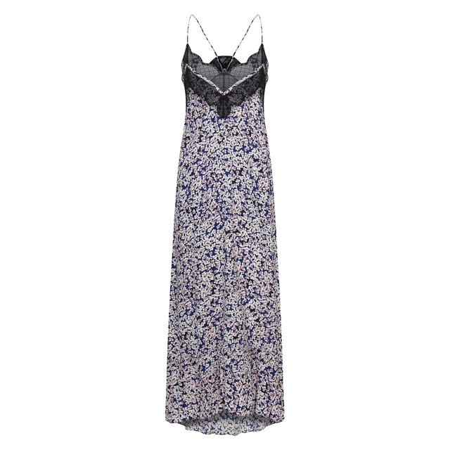 Платье из вискозы Zadig&Voltaire