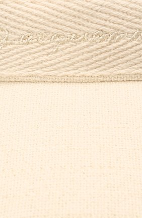 Женский козырек JACQUEMUS белого цвета, арт. 211AC12/505150 | Фото 3