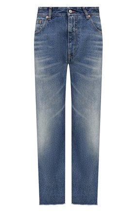 Женские джинсы MM6 синего цвета, арт. S52LA0137/S30589 | Фото 1