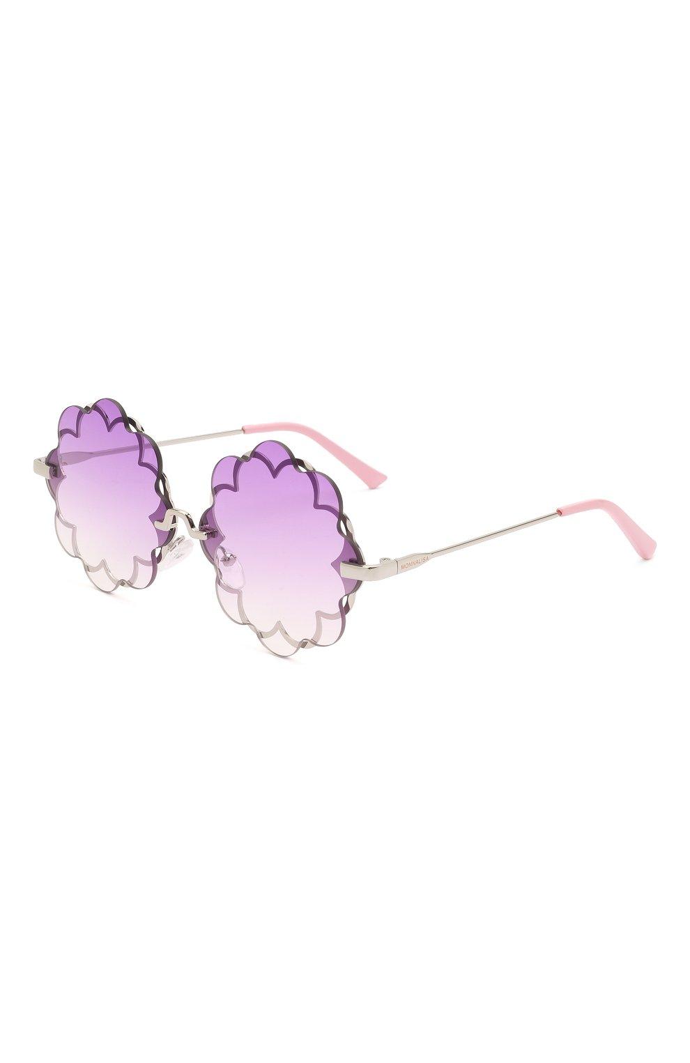 Детские очки MONNALISA сиреневого цвета, арт. 997030   Фото 1