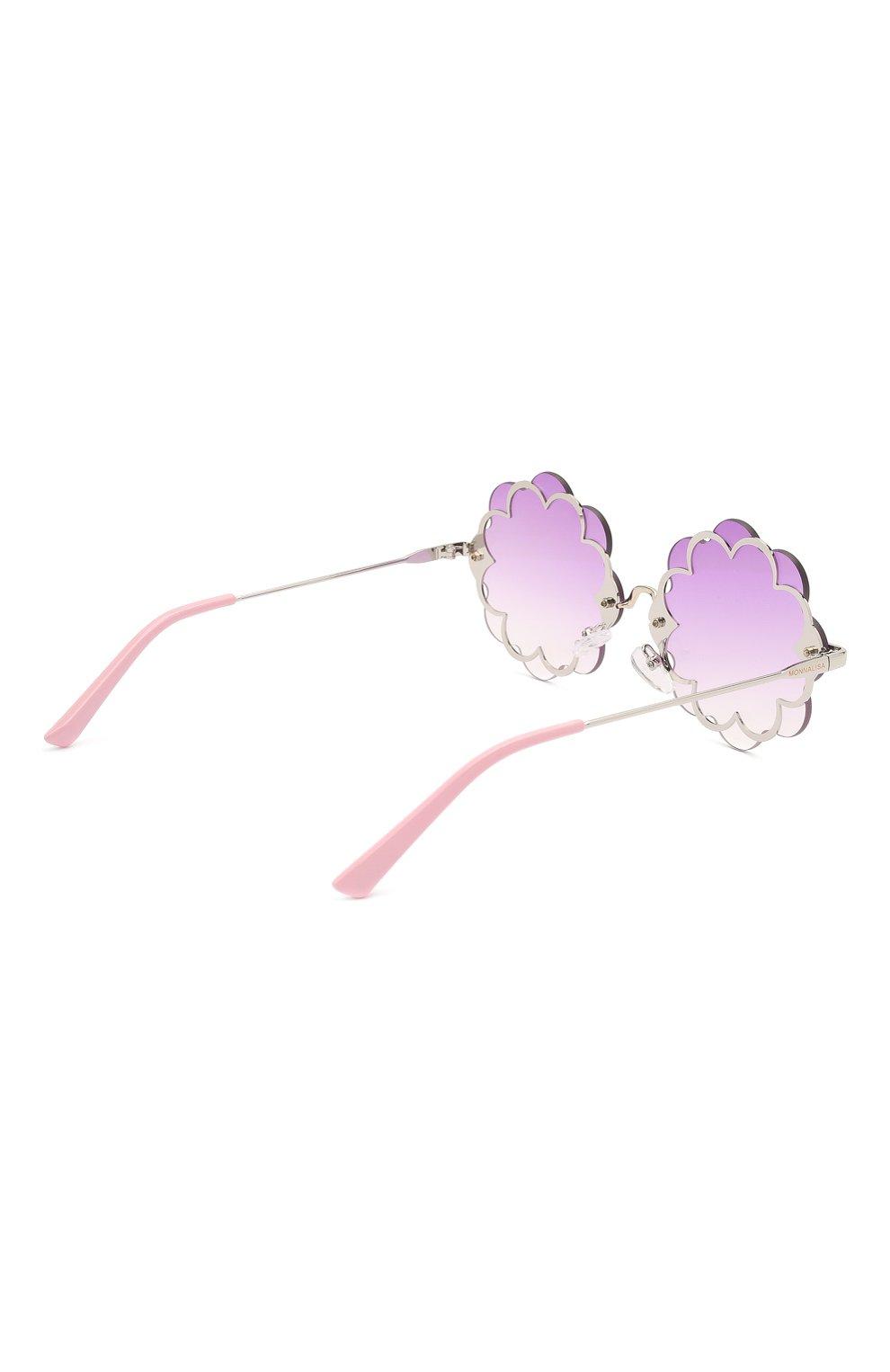 Детские очки MONNALISA сиреневого цвета, арт. 997030   Фото 3