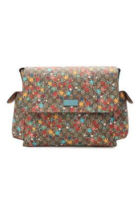 Детская сумка GUCCI разноцветного цвета, арт. 211131/2R6CG | Фото 1