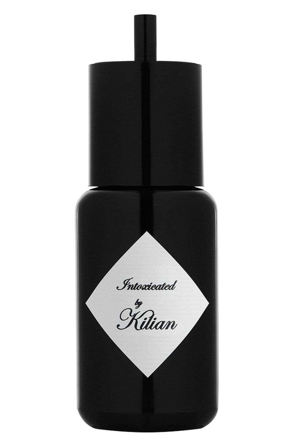 Мужской парфюмерная вода intoxicated refill (50ml) KILIAN бесцветного цвета, арт. 3760184353725 | Фото 1 (Ограничения доставки: flammable)