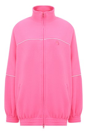 Женская куртка BALENCIAGA розового цвета, арт. 643053/TJQ32 | Фото 1