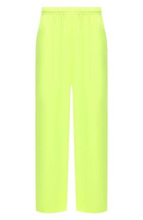 Мужские брюки BALENCIAGA светло-зеленого цвета, арт. 642338/TJ0C1 | Фото 1