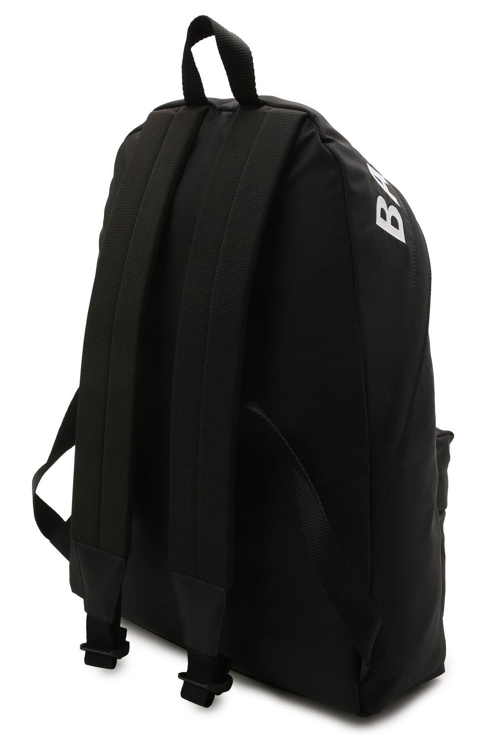 Мужской текстильный рюкзак wheel BALENCIAGA черного цвета, арт. 507460/H853X | Фото 3 (Материал: Текстиль)