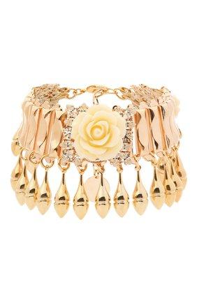 Женский браслет ANTON HEUNIS золотого цвета, арт. RRS2.06   Фото 1