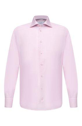 Мужская хлопковая сорочка ETON розового цвета, арт. 1000 01280   Фото 1