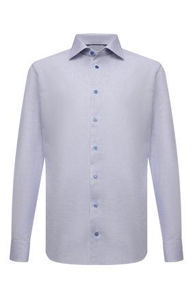 Мужская хлопковая сорочка ETON синего цвета, арт. 1000 01767   Фото 1