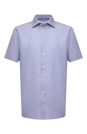 Мужская хлопковая сорочка ETON синего цвета, арт. 1000 02245   Фото 1