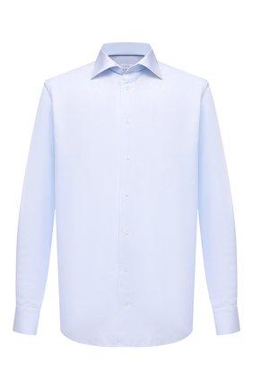 Мужская хлопковая сорочка ETON голубого цвета, арт. 1000 03034 | Фото 1