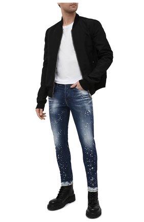 Мужские джинсы PREMIUM MOOD DENIM SUPERIOR синего цвета, арт. S21 0417940023/GERARD | Фото 2