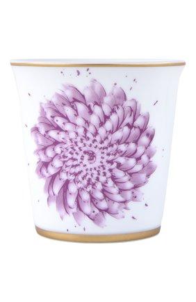Свеча в стакане in bloom rose BERNARDAUD розового цвета, арт. 1907/3843 | Фото 1