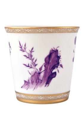 Свеча в стакане prunus BERNARDAUD фиолетового цвета, арт. 1831/3843 | Фото 2