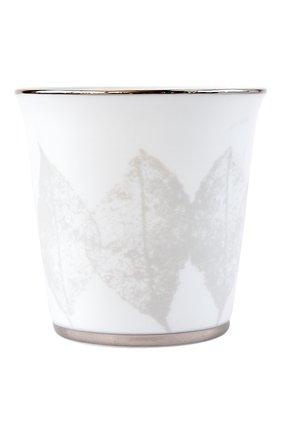 Свеча в стакане silva BERNARDAUD белого цвета, арт. 1853/3843 | Фото 1