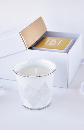 Свеча в стакане silva BERNARDAUD белого цвета, арт. 1853/3843 | Фото 2
