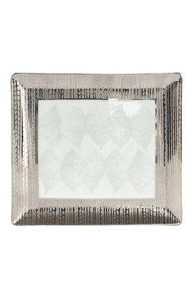 Пепельница silva BERNARDAUD серебряного цвета, арт. 1853/4511 | Фото 1