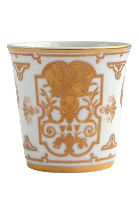 Свеча в стакане aux rois or BERNARDAUD золотого цвета, арт. 1847/3843 | Фото 1