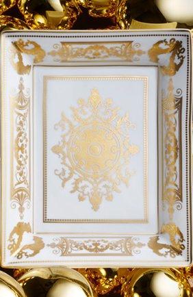 Пепельница aux rois or BERNARDAUD золотого цвета, арт. 1847/4511 | Фото 2