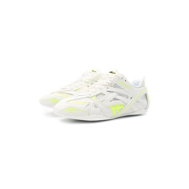 Комбинированные кроссовки Drive Balenciaga