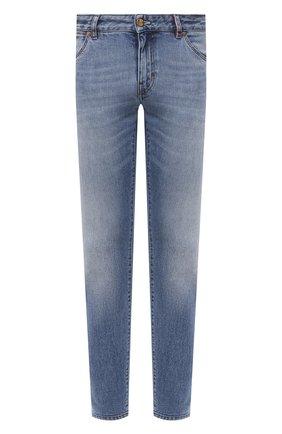 Мужские джинсы PT TORINO голубого цвета, арт. 211-C5 VJ05Z10STY/KU11 | Фото 1